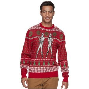 Other - Star Wars Stormtrooper Christmas Sweater